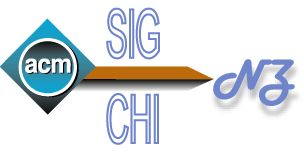 logo for ACM SIGCHI New Zealand