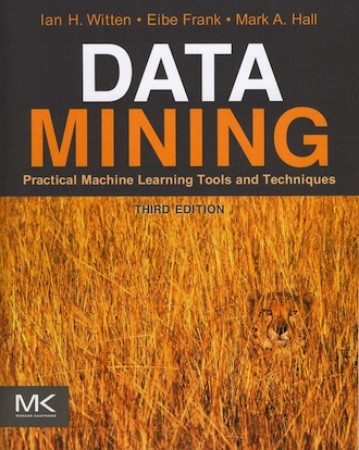 The 3r edition of the data mining book.